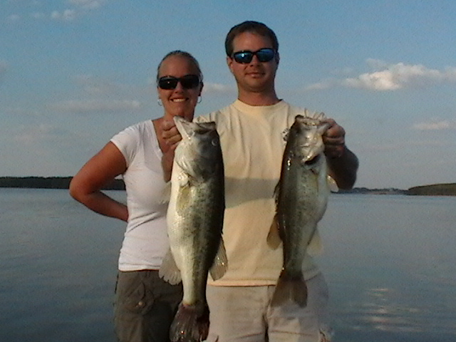 March 19 and 20 lake monticello sc bass fishing up close for Sc fishing report