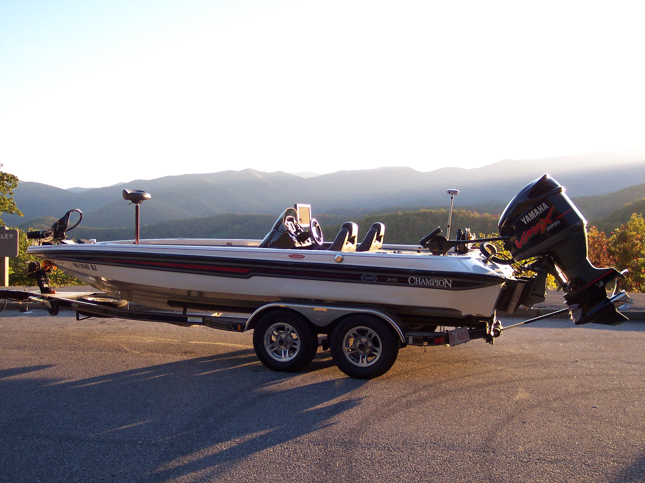 2007 Champion Elite Bass Boat For Sale