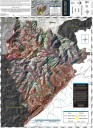 Pisgah Forest Slope / IR Two Sided Map